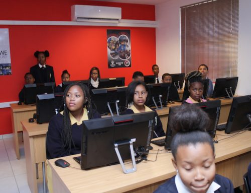 Eldorado Park School to receive a boost by accessing Computer Learning