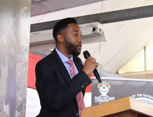 Ndaba Mandela Joins The Melisizwe Project as Brand Ambassador